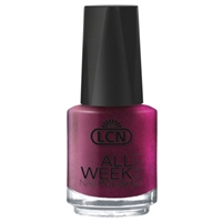 All Week Long - 100% pure love nail polish, extended wear polish, top coats, nails, nail art