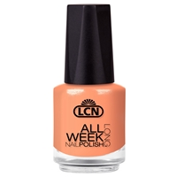 All Week Long - My Sweet Flamingo nail polish, extended wear polish, top coats, nails, nail art, shellac, gelish, vinylux