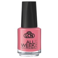 All Week Long - bling bling nail polish, extended wear polish, top coats, nails, nail art