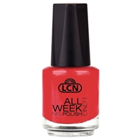 All Week Long - not without my catwalk stilettos nail polish, extended wear polish, top coats, nails, nail art
