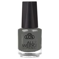 All Week Long - right back at you nail polish, extended wear polish, top coats, nails, nail art