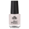 All Week Long - tastes like cotton candy nail polish, extended wear polish, top coats, nails, nail art