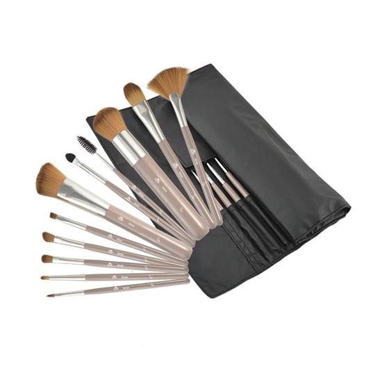LCN - Vegan Pro Makeup Brush Set #90256