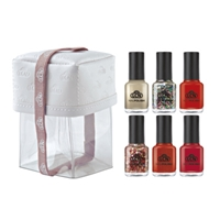 Nail Polish Set, Night Out in Bangkok nails, nail polish, polish, vegan, essie, opi, salon, nail salon, gift set