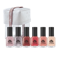 "Nail Polish Set ""Oh My Goddess"" nails, nail polish, polish, vegan, essie, opi, salon, nail salon"