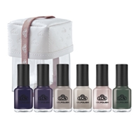 "Nail Polish Set ""Purity"" nails, nail polish, polish, vegan, essie, opi, salon, nail salon"