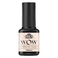 WOW Hybrid Gel Polish - ballerina hybrid gel polish, gel polish, shellac, nail polish, fast drying nail polish