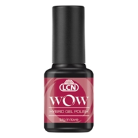WOW Hybrid Gel Polish - big in love hybrid gel polish, gel polish, shellac, nail polish, fast drying nail polish