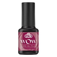 WOW Hybrid Gel Polish - me marsala and i hybrid gel polish, gel polish, shellac, nail polish, fast drying nail polish