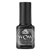 WOW Hybrid Gel Polish - not a grey mouse hybrid gel polish, gel polish, shellac, nail polish, fast drying nail polish