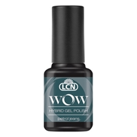 WOW Hybrid Gel Polish - petrol jeans hybrid gel polish, gel polish, shellac, nail polish, fast drying nail polish
