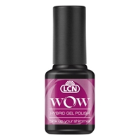WOW Hybrid Gel Polish - pink up your shimmer hybrid gel polish, gel polish, shellac, nail polish, fast drying nail polish