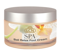 Spa Bali Relax Foot Cream, 100ml