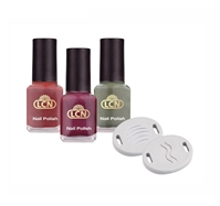 Magnetic Nail Polish New Colours Set