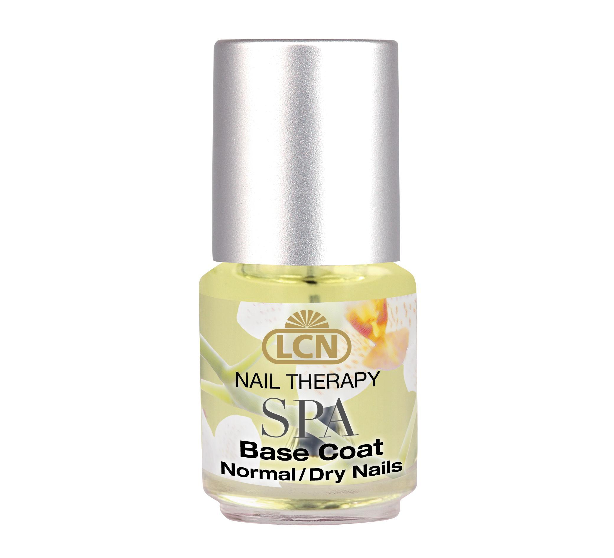 SPA Nail Therapy Base Coat, normal/dry nails