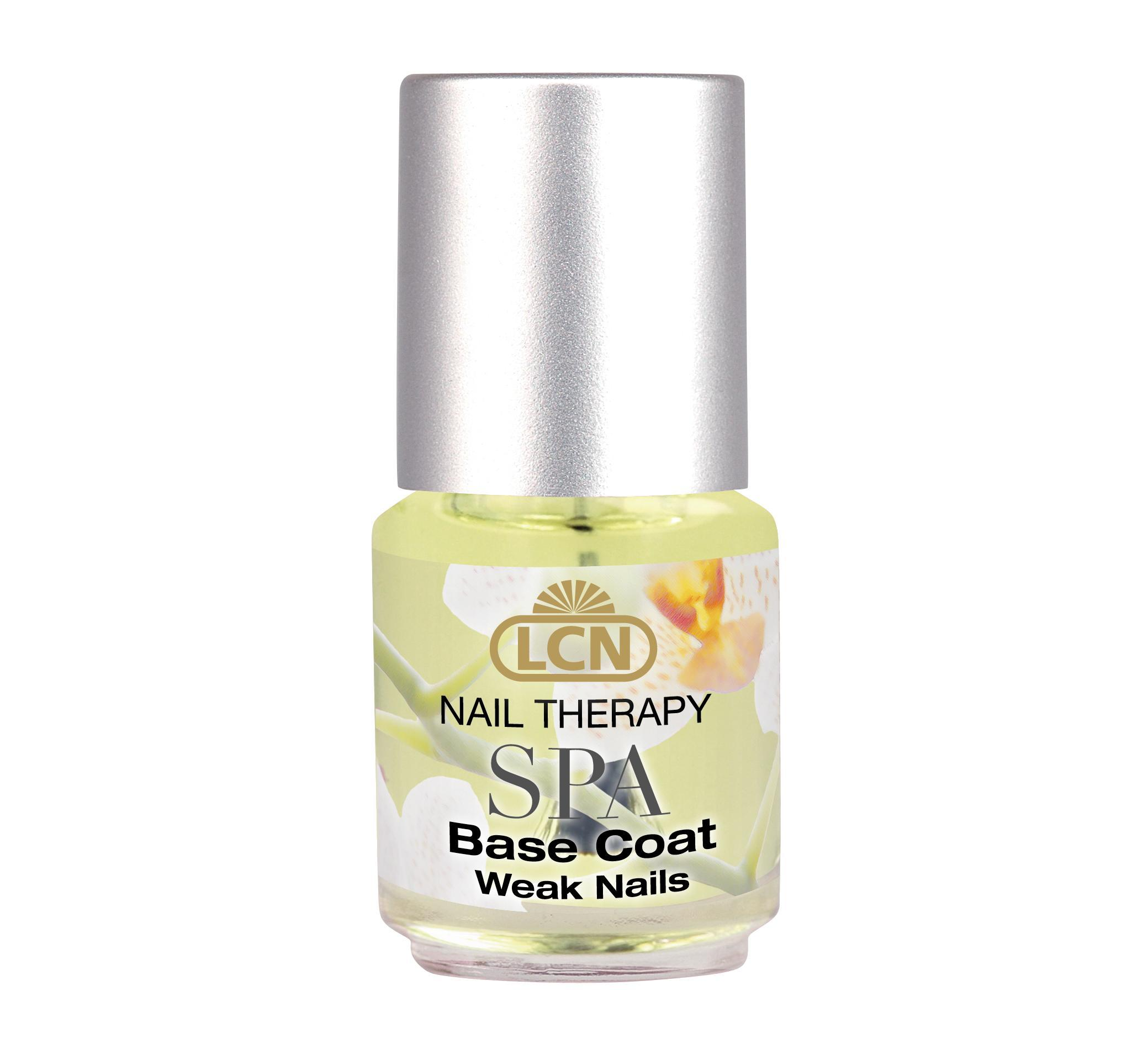SPA Nail Therapy Base Coat, weak nails