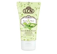 Basil & Mint - Hand and Body Cream