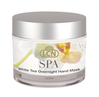 SPA White Tea Overnight Hand Mask