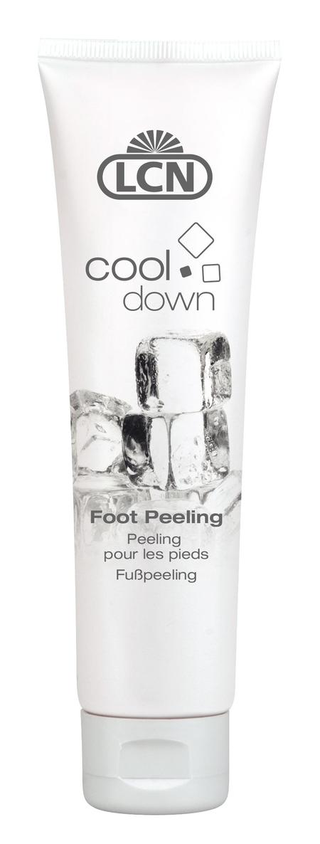 Cool Down Foot Peeling