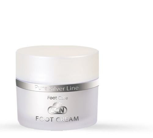 Pure Silver Foot Cream