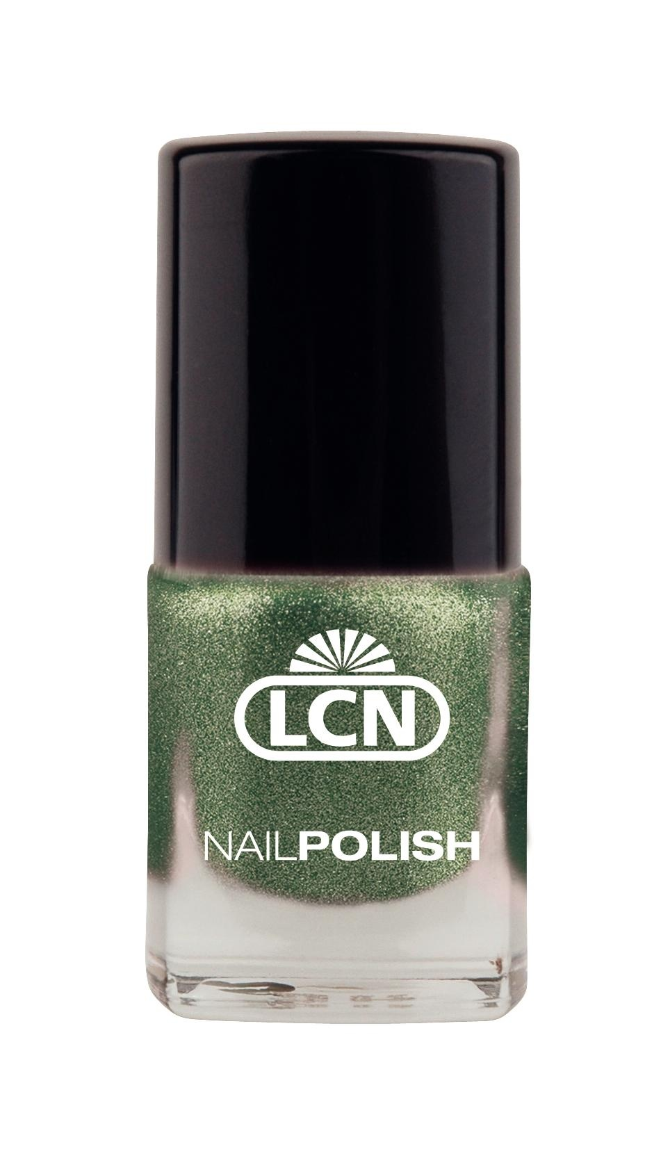 Green, Mirror Nail Polish