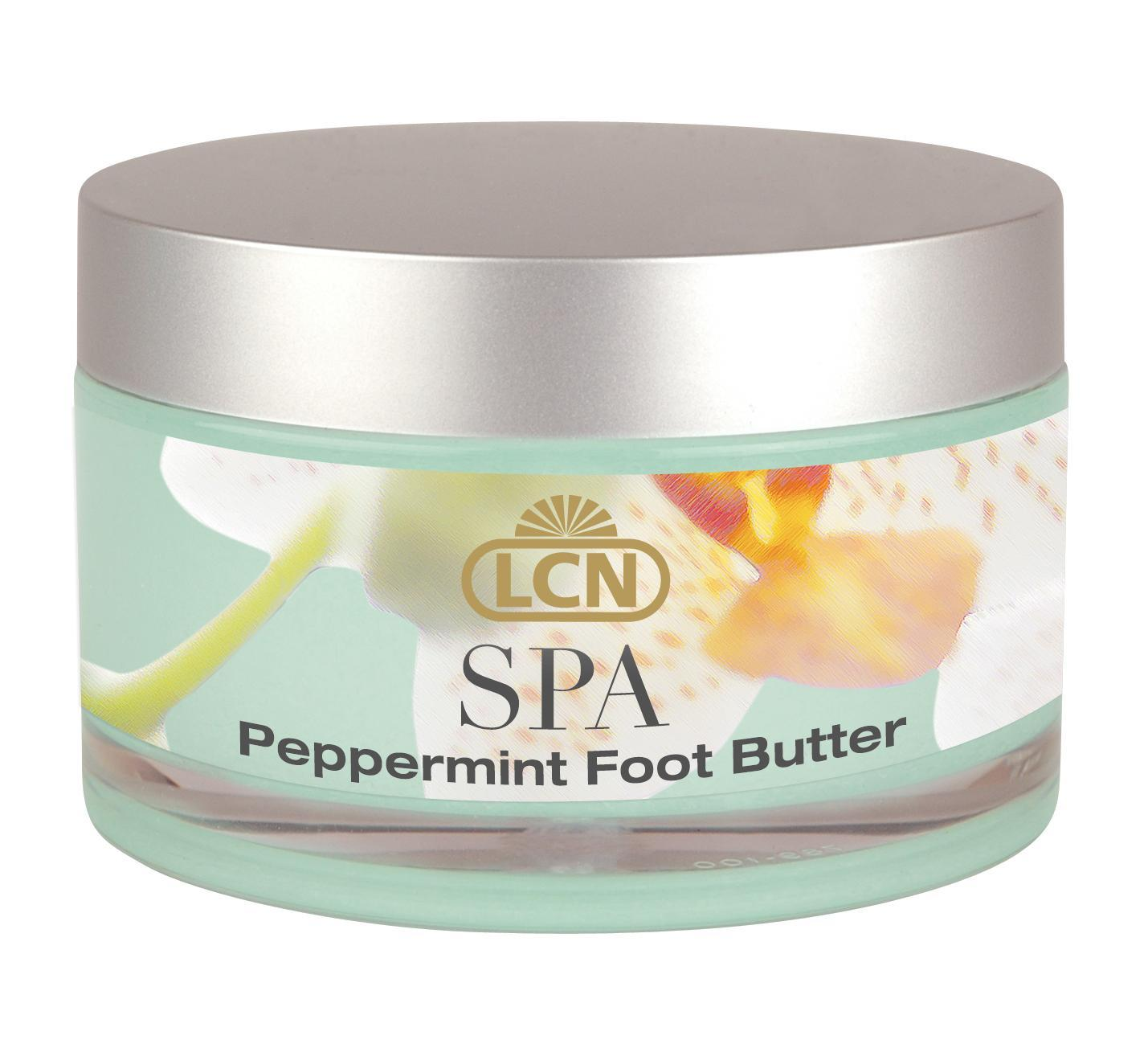 Peppermint Foot Butter, 100ml