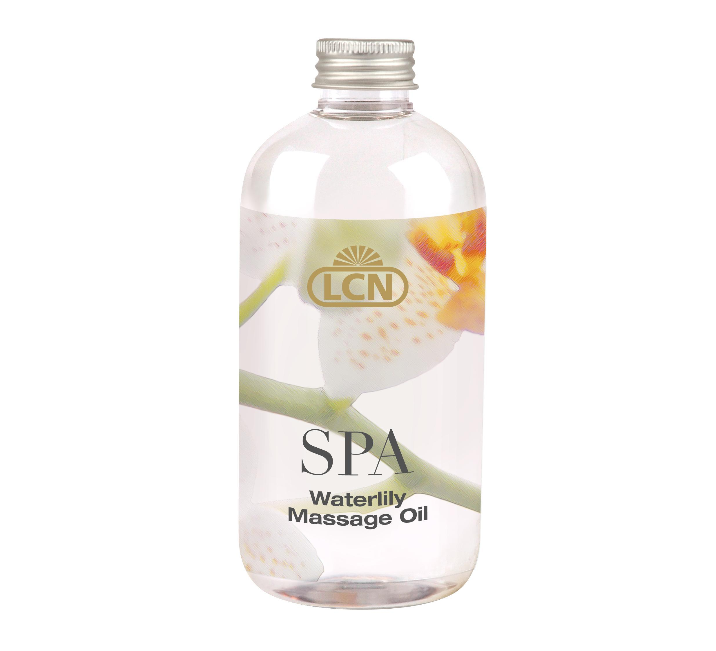 Waterlily Massage Oil, 300ml
