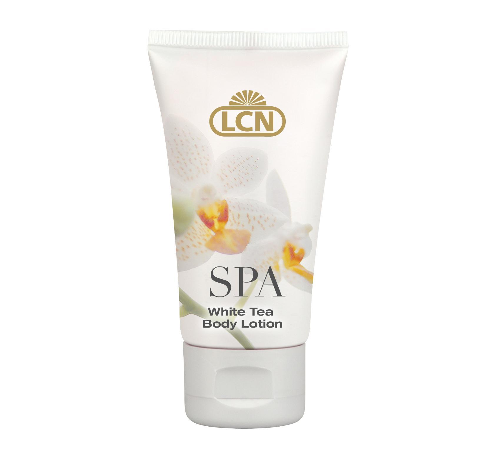 SPA White Tea Body Cream
