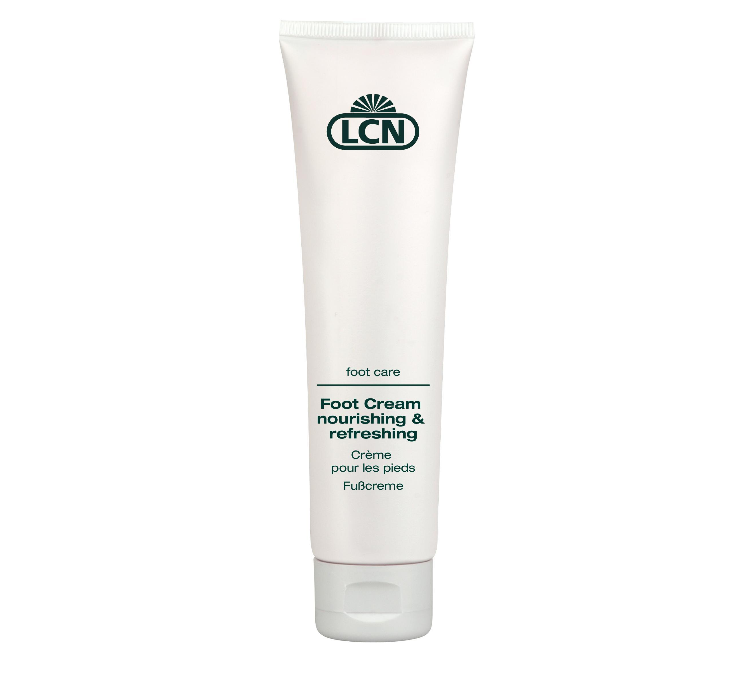 Foot Cream Nourishing and Refreshing