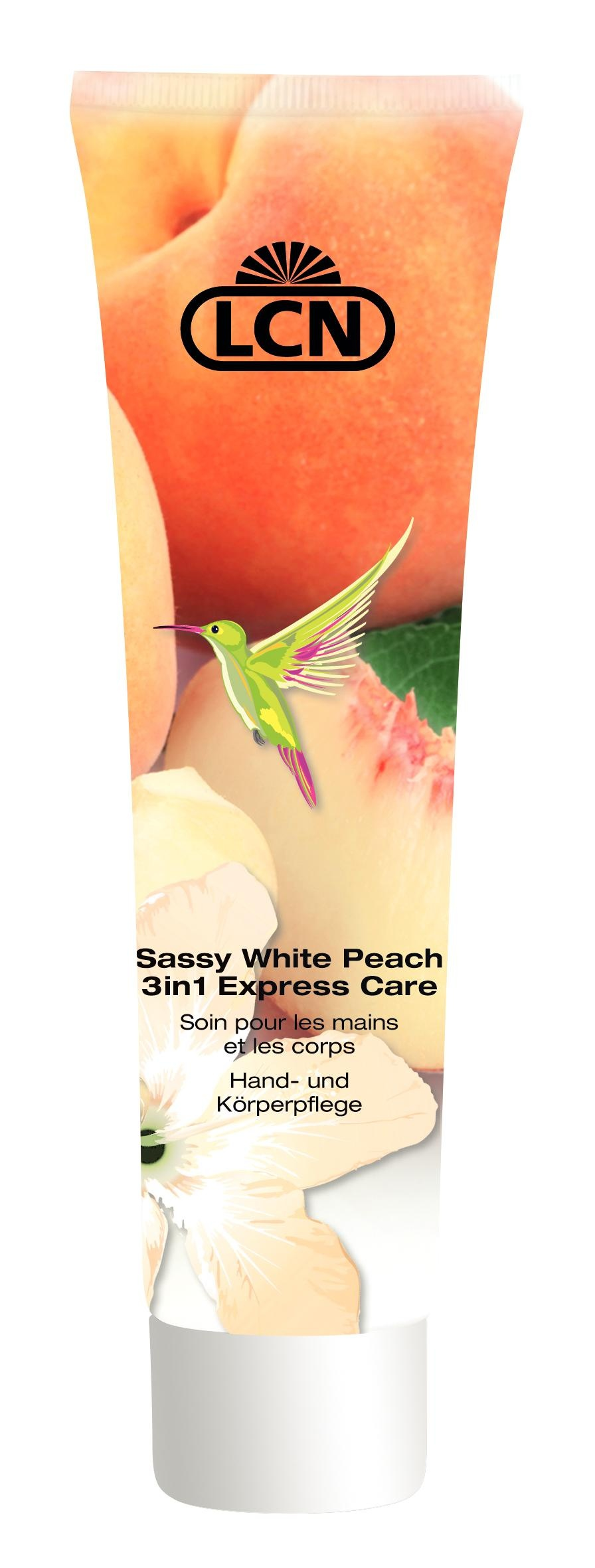 3In1 Express Care-Sassy White Peach, 100ml