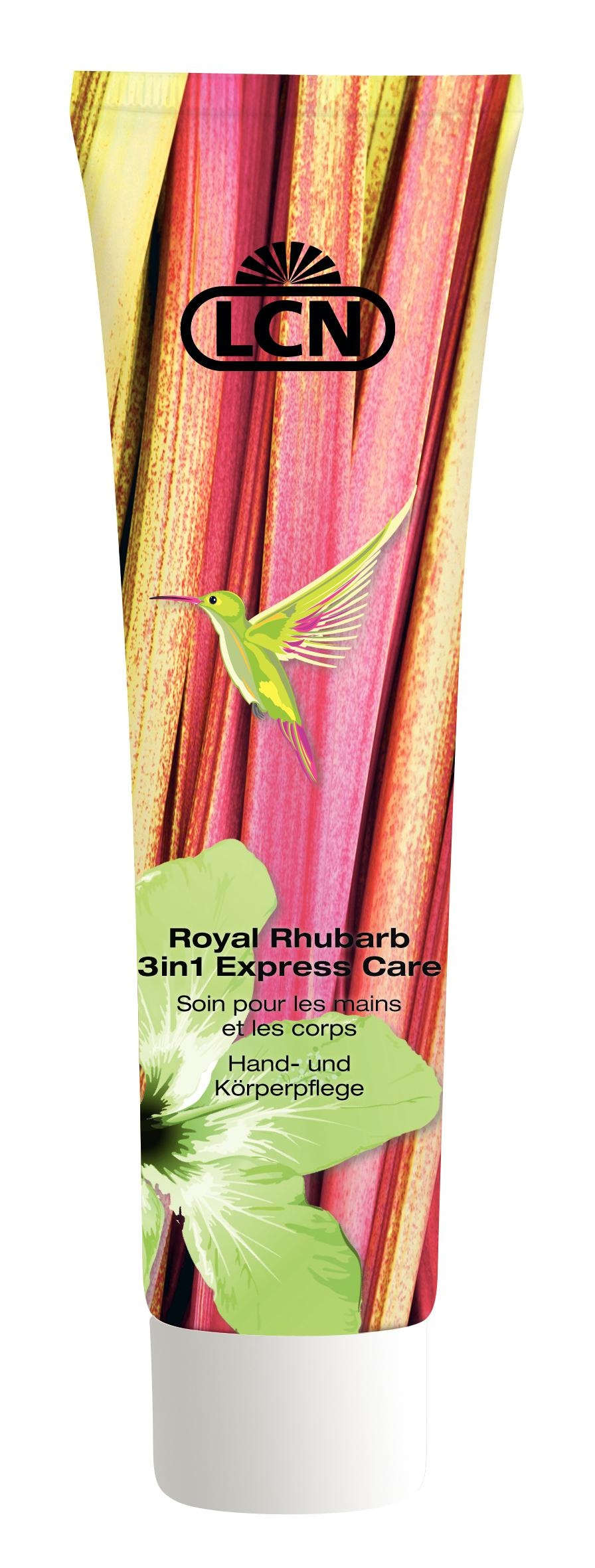 3In1 Express Care-Royal Rhubarb, 100ml