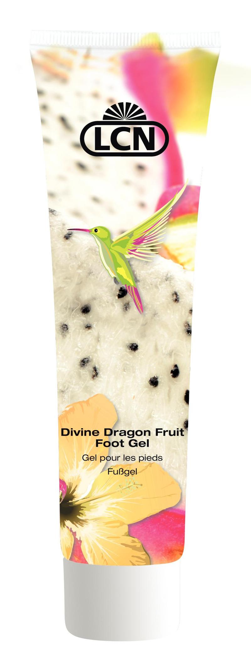 Foot Gel-Divine Dragon Fruit, 100ml