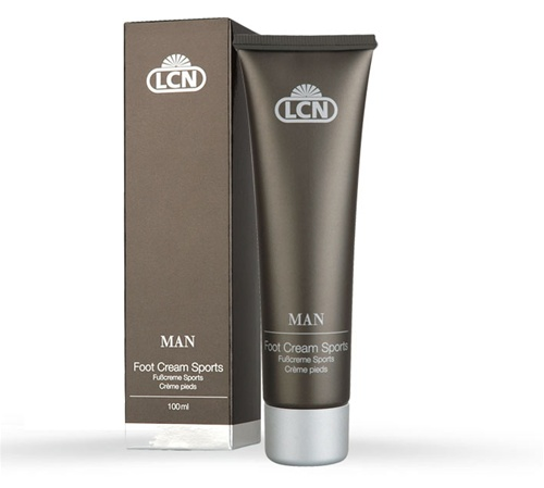 Man Foot Cream